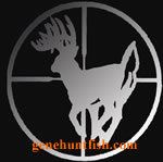 Whitetail buck logo