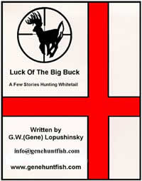 Luck of the big buck logo