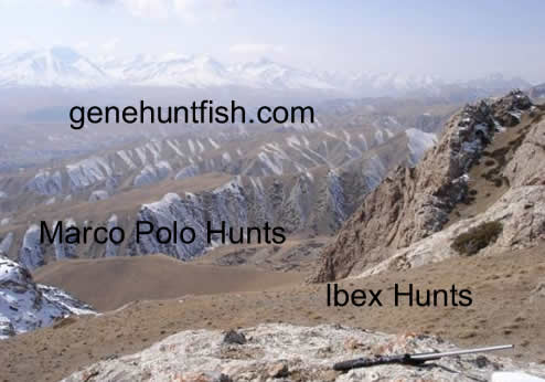 Marco Polo Hunting Area
