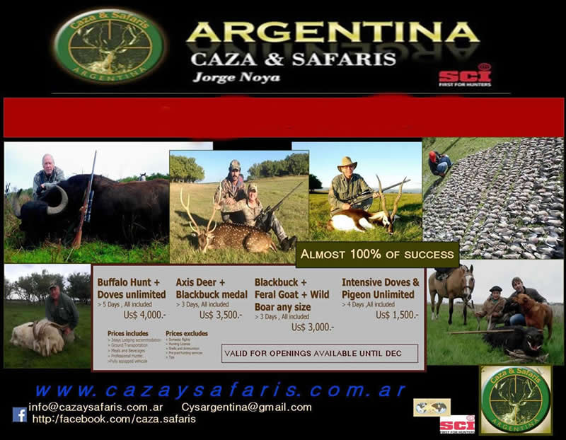 Hunts In Argentina