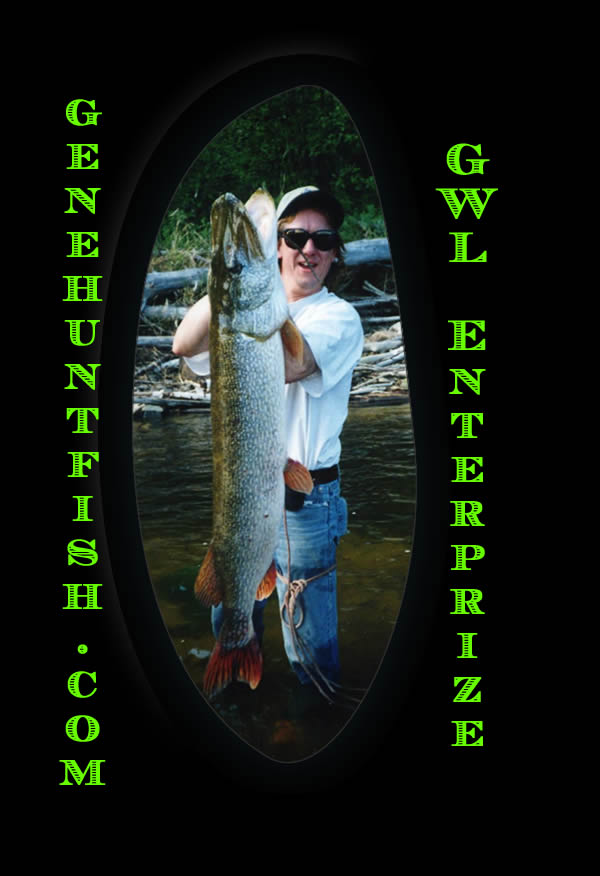 Geno and Trophy Pike