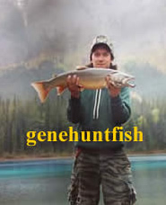 Geno and Bull Trout